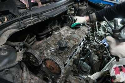 Ремонт двигателя в Киеве